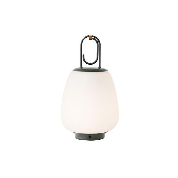 &tradition Lucca SC51 Außenbereichslampe Opalglas & Grau