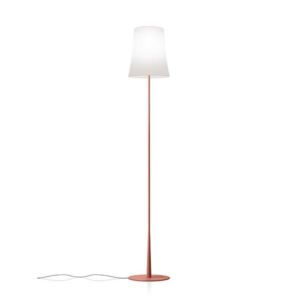 Foscarini Birdie Easy Stehlampe Rot