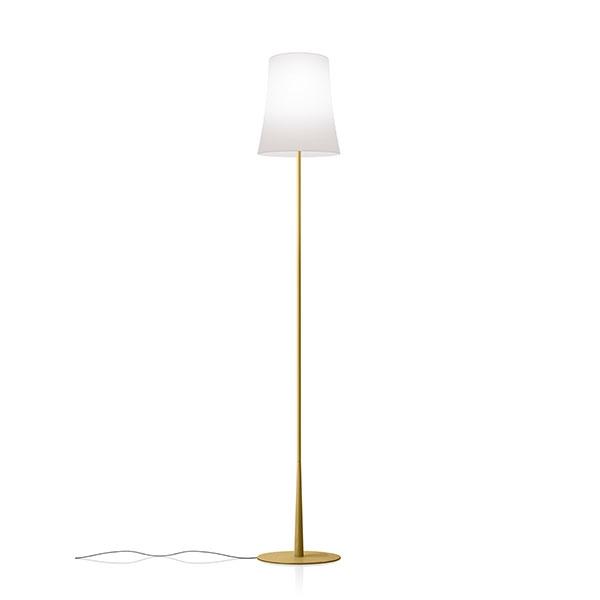 Foscarini Birdie Easy Stehlampe Sandgelb