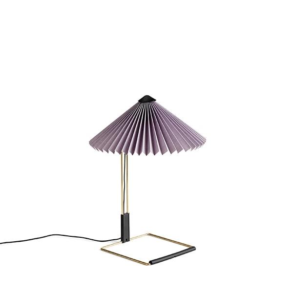 HAY Matin Tischlampe Klein Lila