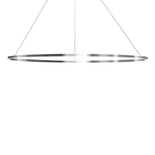 Nemo Ellisse  Aus Poliertem Aluminium/ Weiß Strahler 2700K